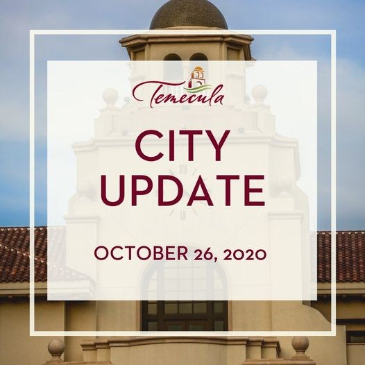 city update october 26