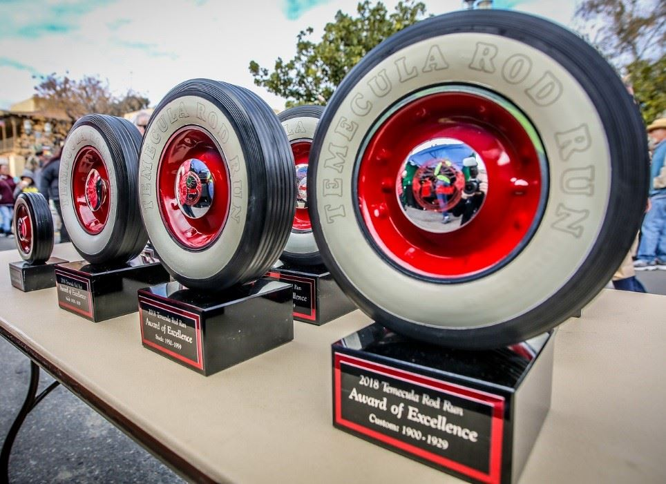 rod run trophies