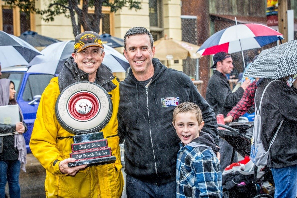 2019 rod run winners