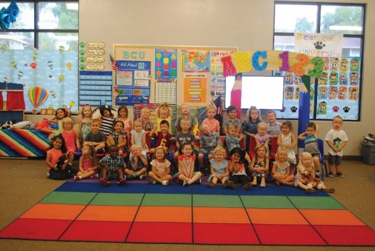 2019 Pre-School Enrichment Classes
