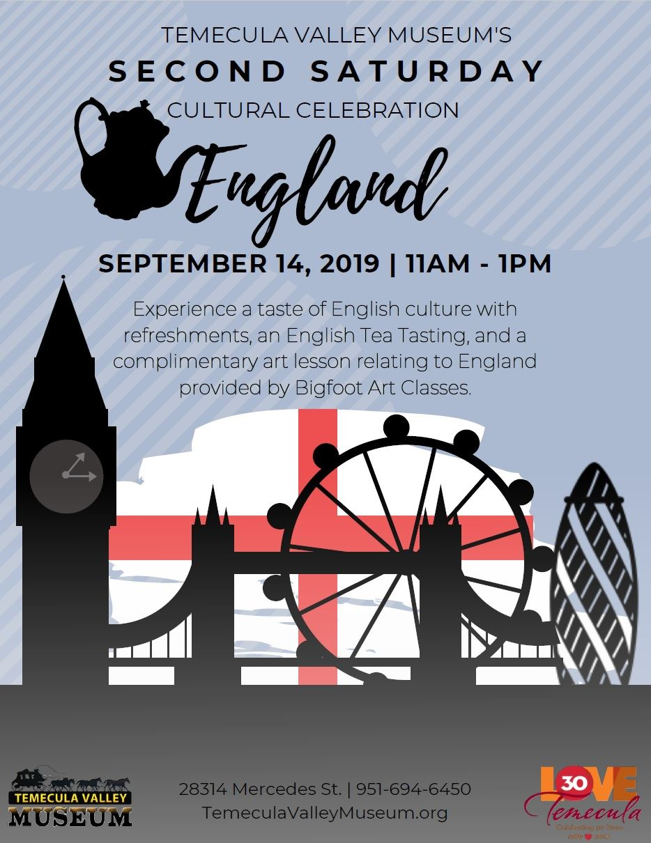 SecondSaturdayEngland