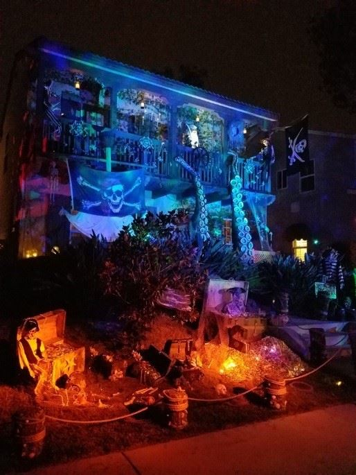 2019 halloween home decor contest winners