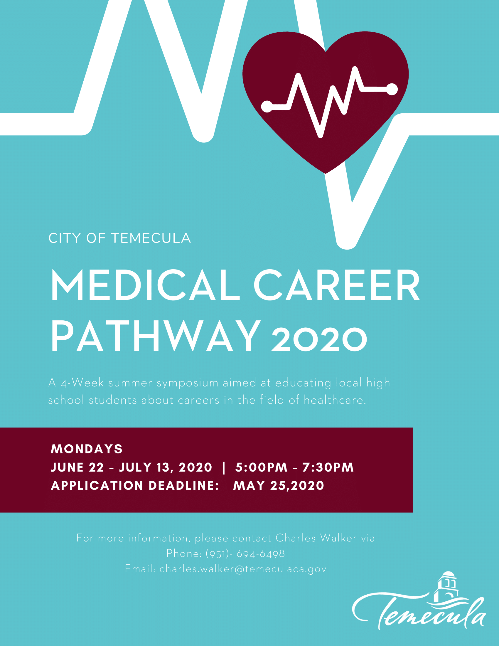 Medical Career Pathway Flyer-1