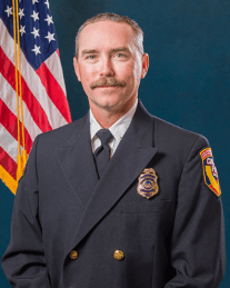The City of Temecula Appoints John Crater as Fire Chief
