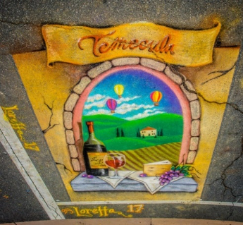 Virtual 2020 Art and Street Painting Festival Hosted by the City of Temecula