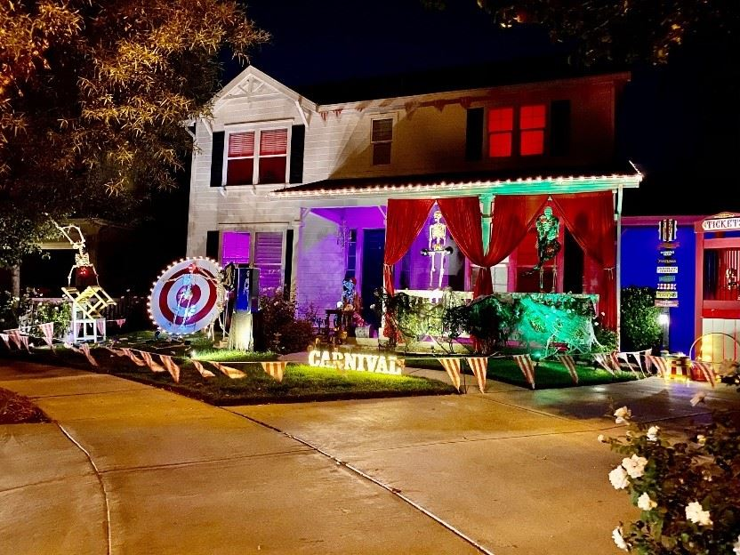 Halloween Decorating Contest Winners 1