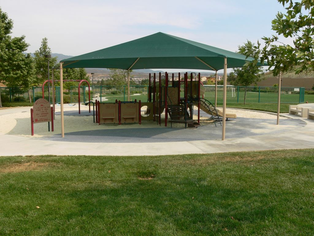 Crown Hill Park Playground