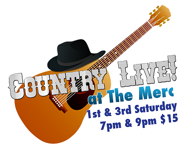 Country Live! at The Merc