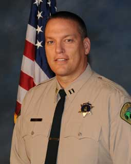 Chief of Police Jeff Kubel